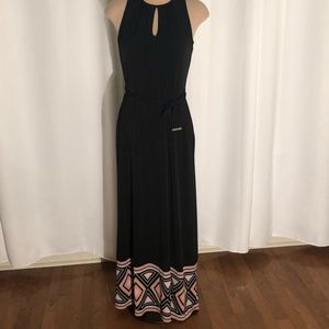Michael Kors Black Maxi Dress